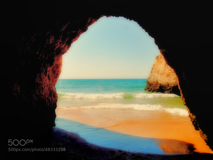 Photograph Algarve , Portugal , another dream fulfilled by Stehouwer and Recio on 500px