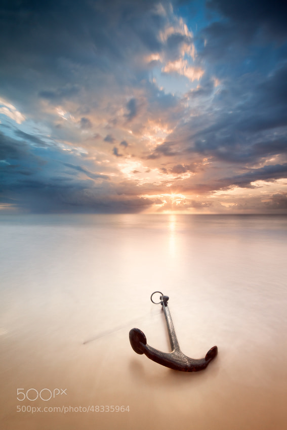 Photograph Anchor by Jose Beut on 500px