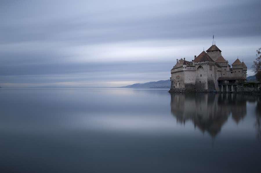 Chillon by Martina Wicki Photography on 500px.com