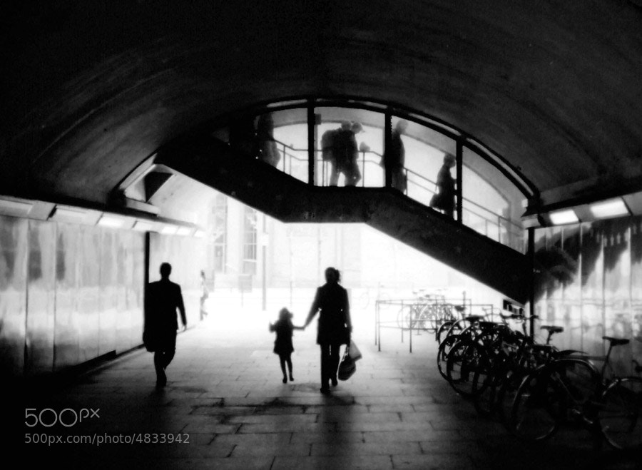 Photograph keep walking by Emanuel Ganz on 500px