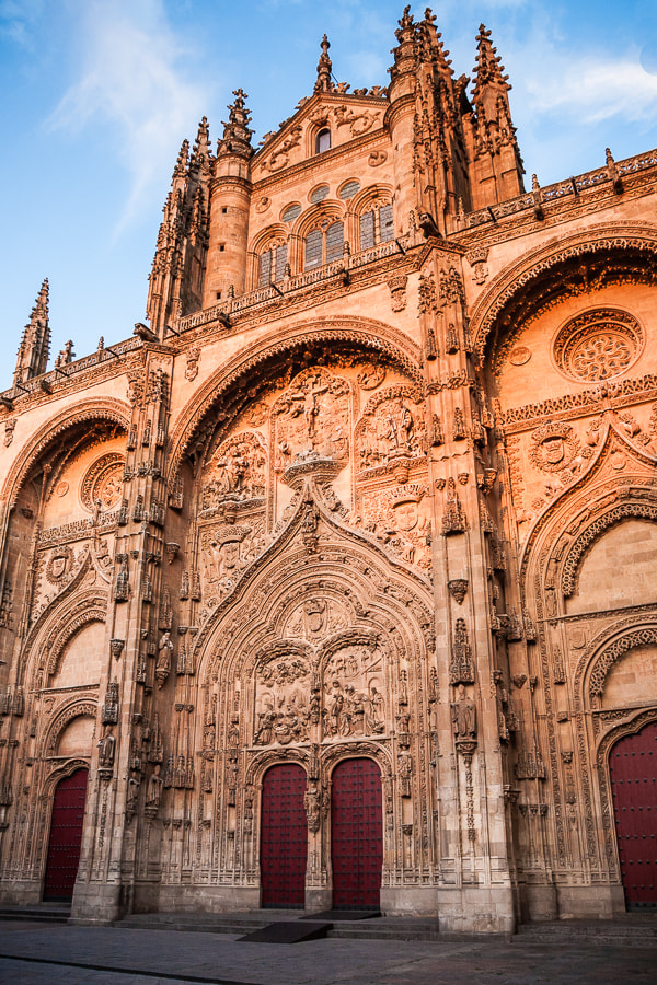 Photograph Fachada Catedral Nueva by Jose Agudo on 500px