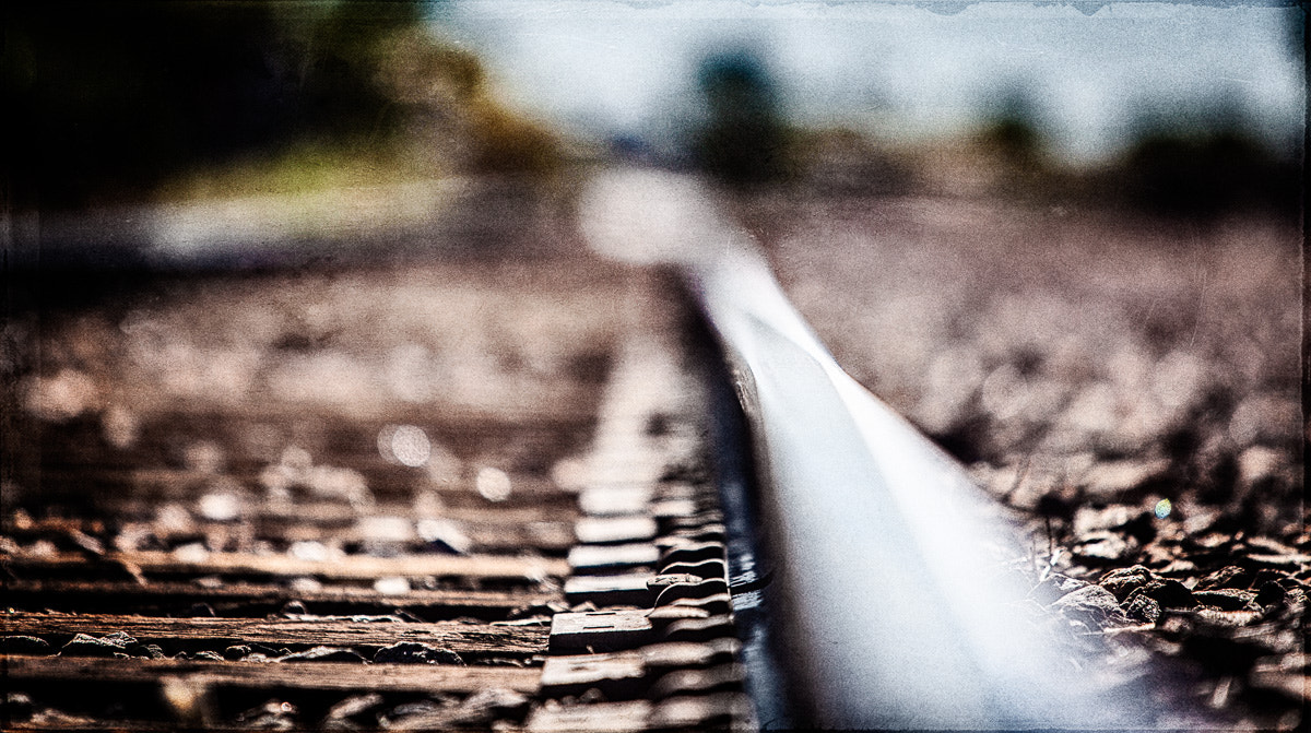 Photograph Track on the downlow by Paul Bartell on 500px