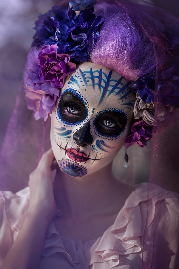 Photograph Sugar Skull by Na?a Berberovi? on 500px