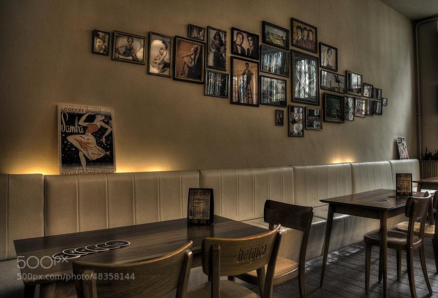 Belgian 1960 's Cafe