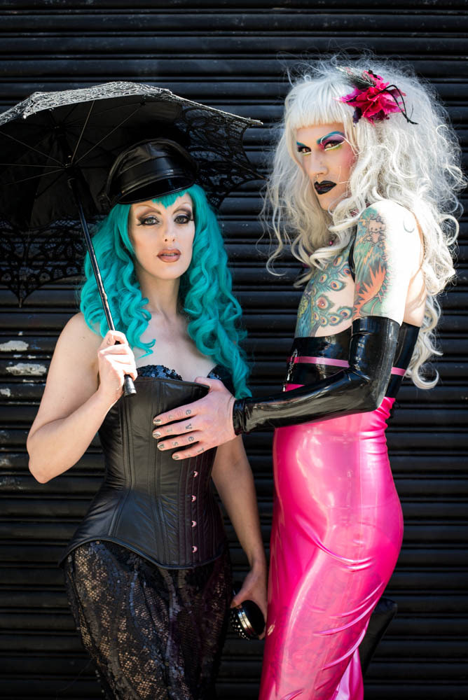 Photograph Lust Designs fashion show at Folsom Street Fair, 2013 by Lauren Coleman on 500px