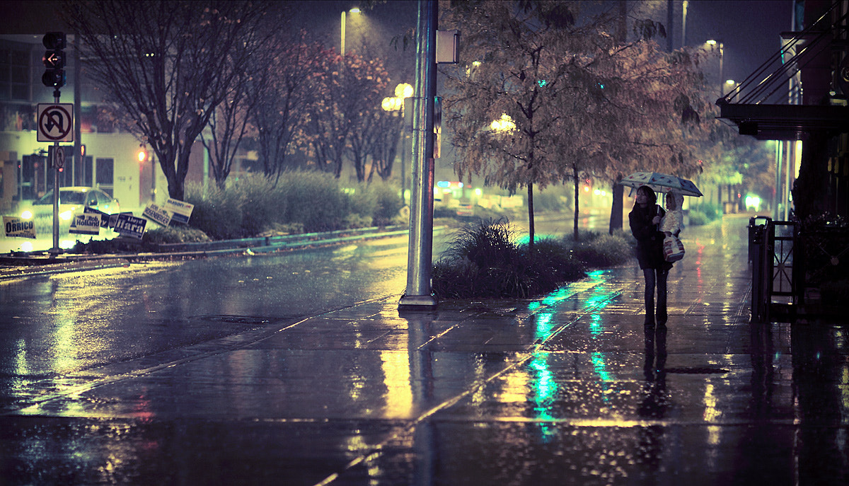Photograph Rainy Bellevue by Sparth (Nicolas Bouvier) on 500px