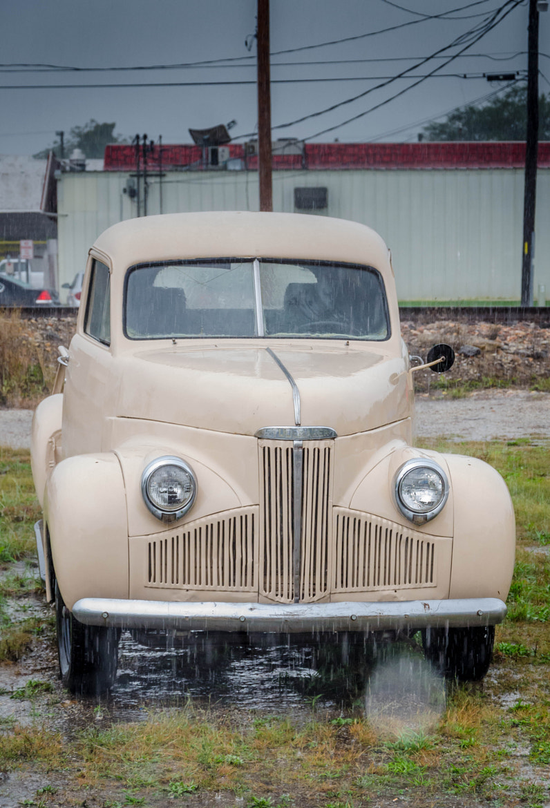 Photograph Wet Studebaker Pick Up by Jerry Dean on 500px
