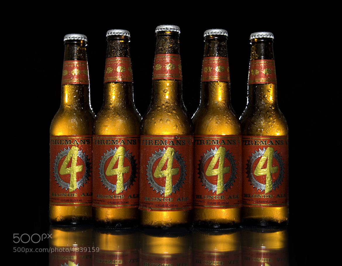 Photograph Real Ale Fireman's 4 Beer (5/52) by AustinPixels   on 500px