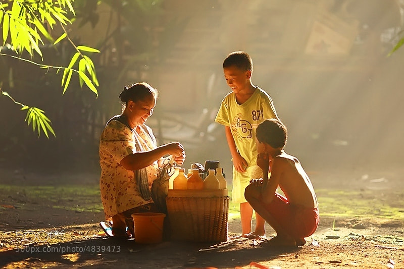 Photograph One Fine Morning by Rizal Arnex on 500px