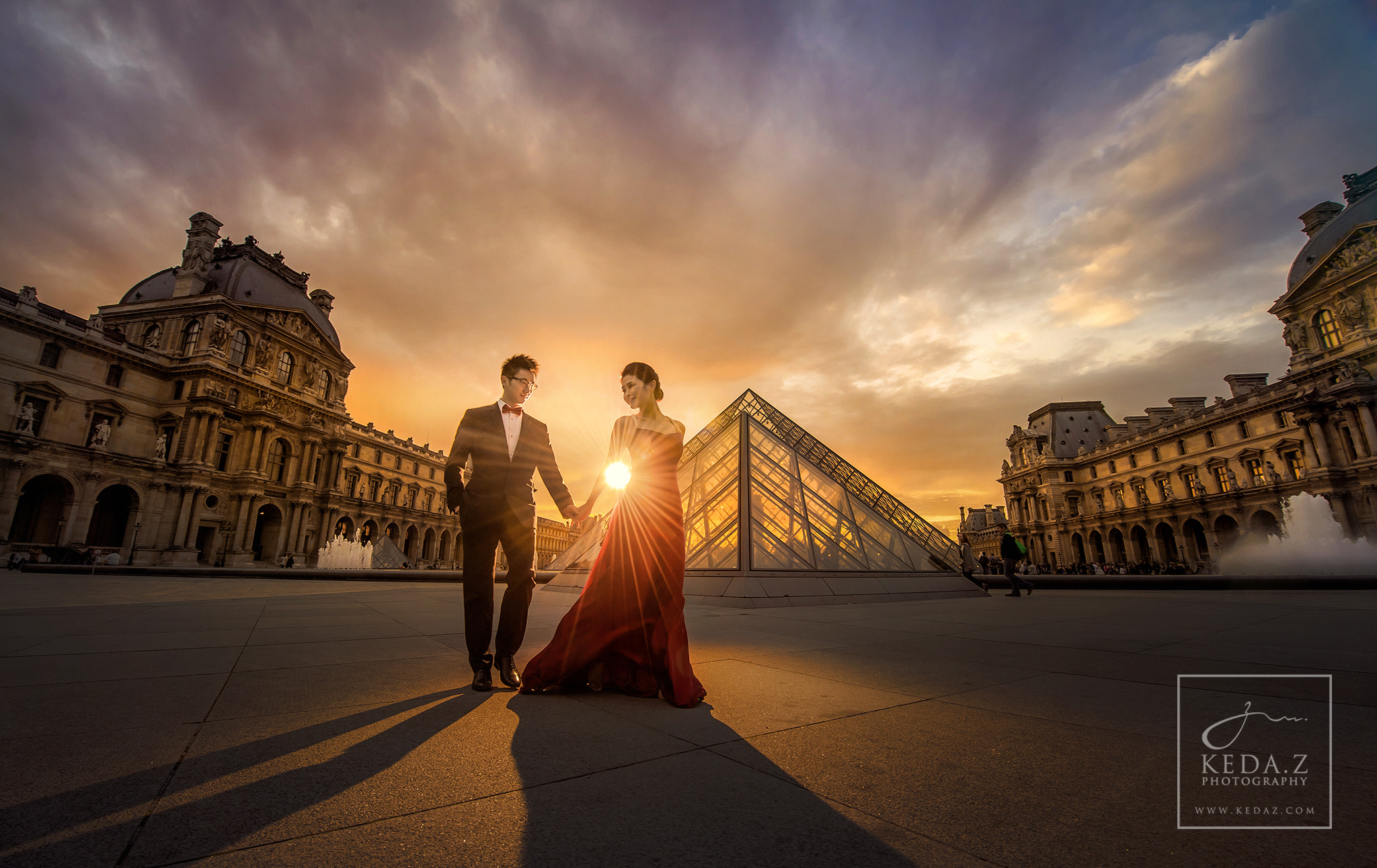 Photograph Love shines in Paris by Keda.Z Feng on 500px