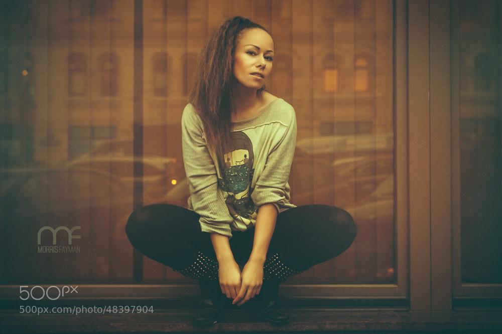 Photograph Mariya Kasta (by Morris Fayman) by Morris Fayman on 500px