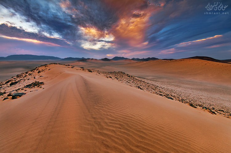 Photograph sunset COLOR by Awadh alshmlani on 500px
