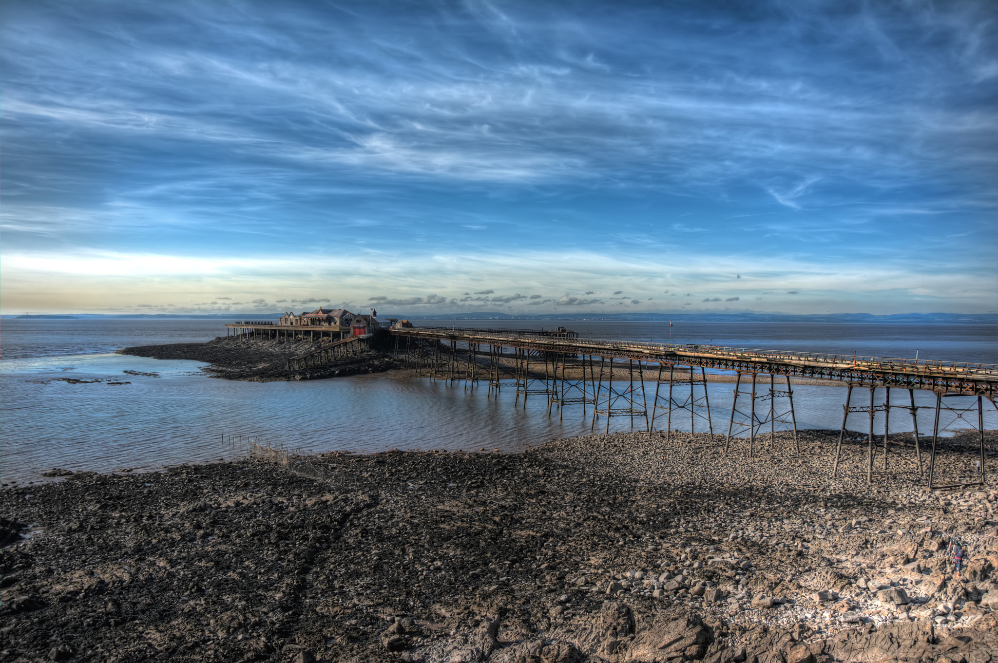 Photograph Birnbeck Pier by Lord Parker on 500px