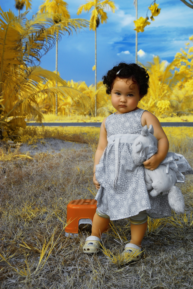 Photograph Qaseh(Infrared) by Fairuzee Ramlee on 500px