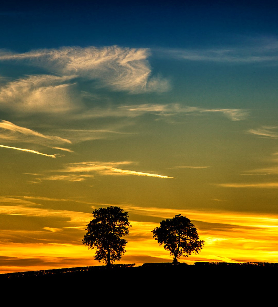 Photograph Autumn Sunset by Alan Sheers on 500px
