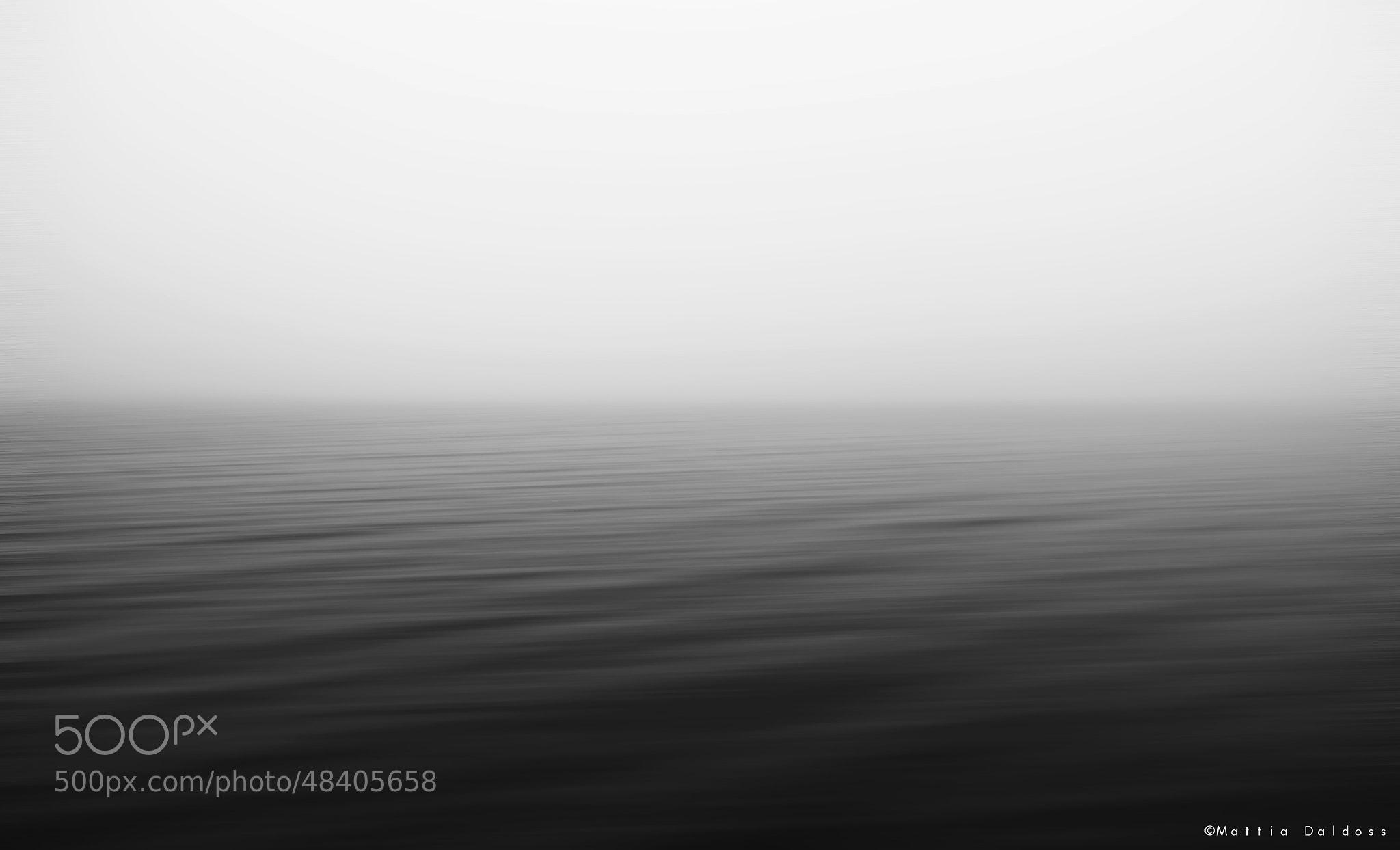 Photograph Foggy lake by Mattia Daldoss on 500px