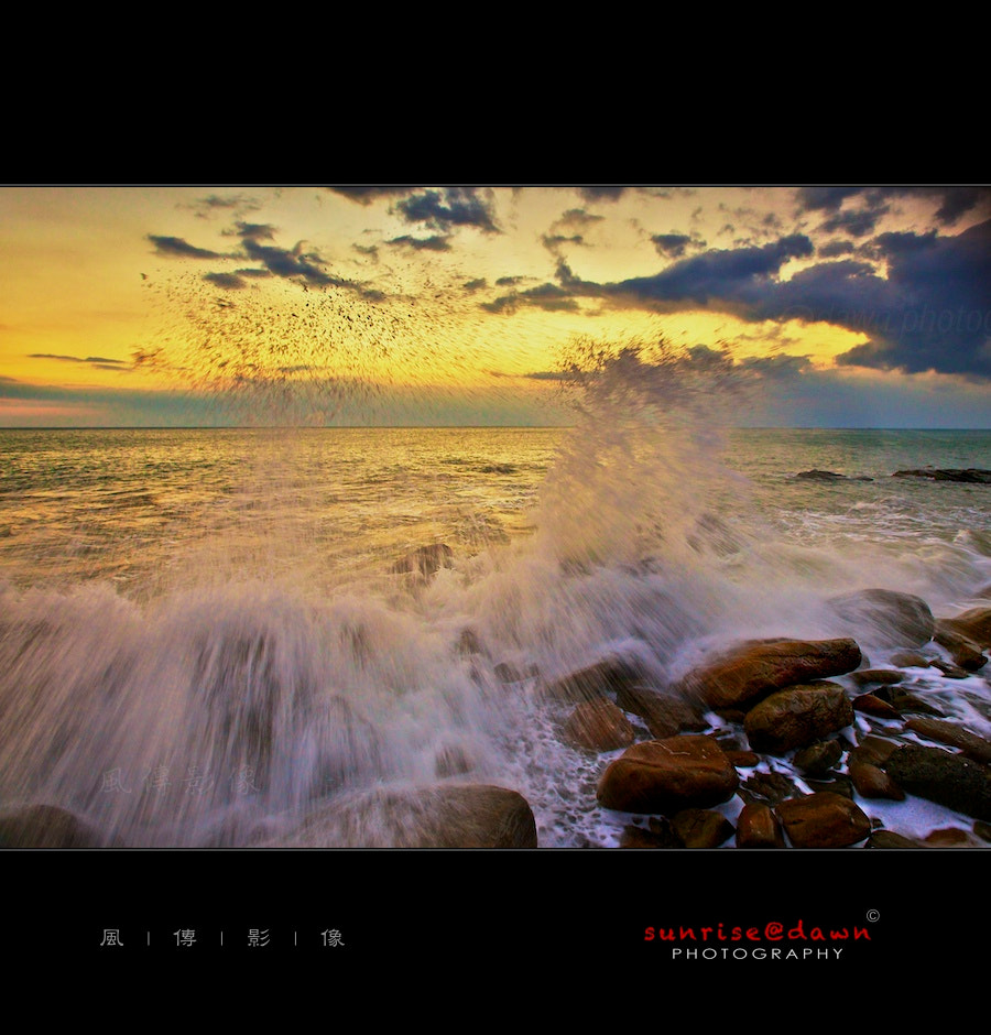 Photograph Fangshan Golden Shower by SUNRISE@DAWN photography 風傳影像 on 500px