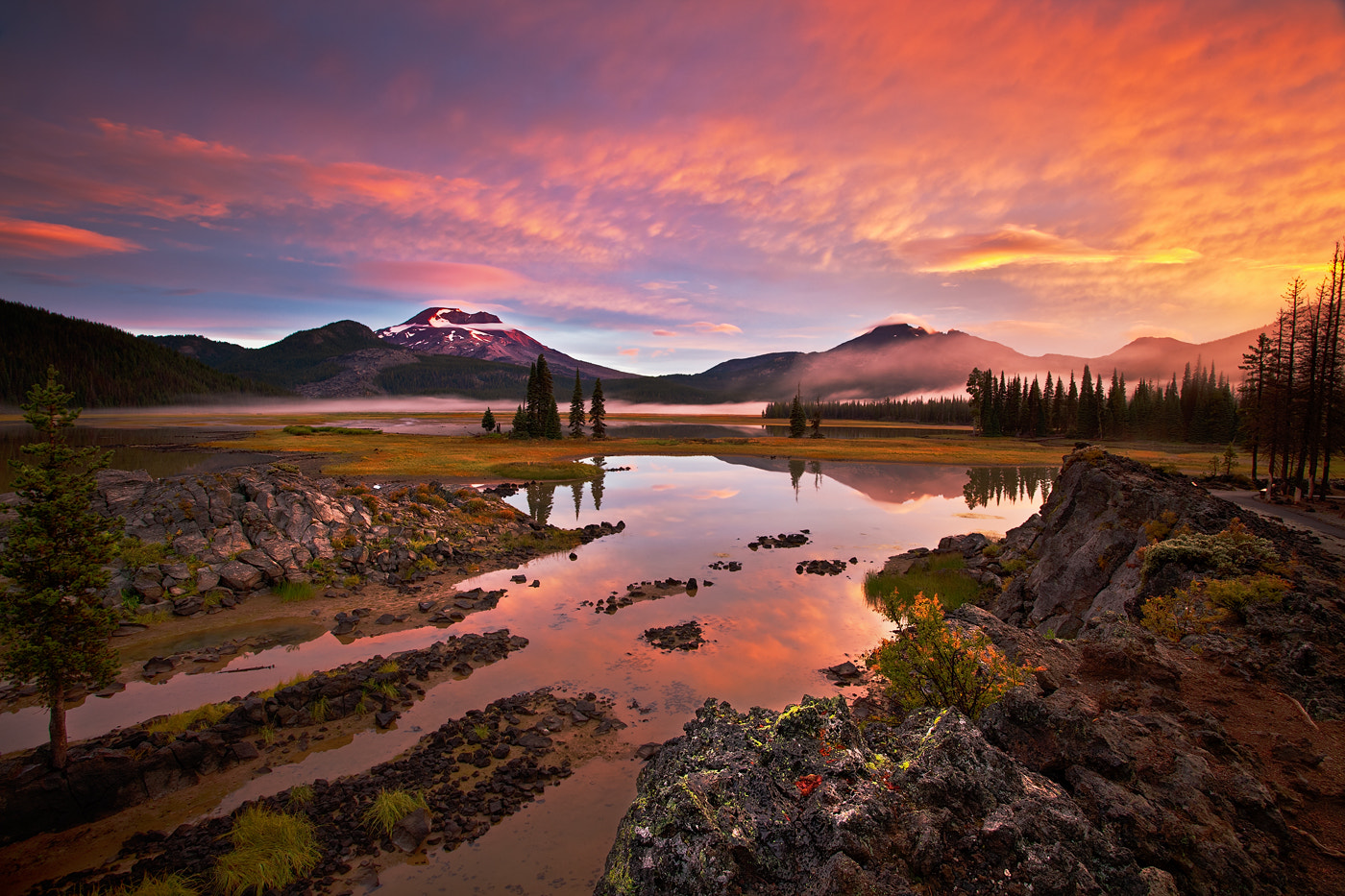 Photograph Sparks Lake Sunrise by Dee Nichols on 500px
