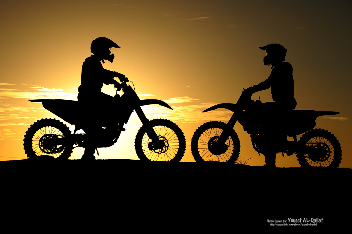 Photograph Motocross Kuwait by Yousef Al Qallaf on 500px