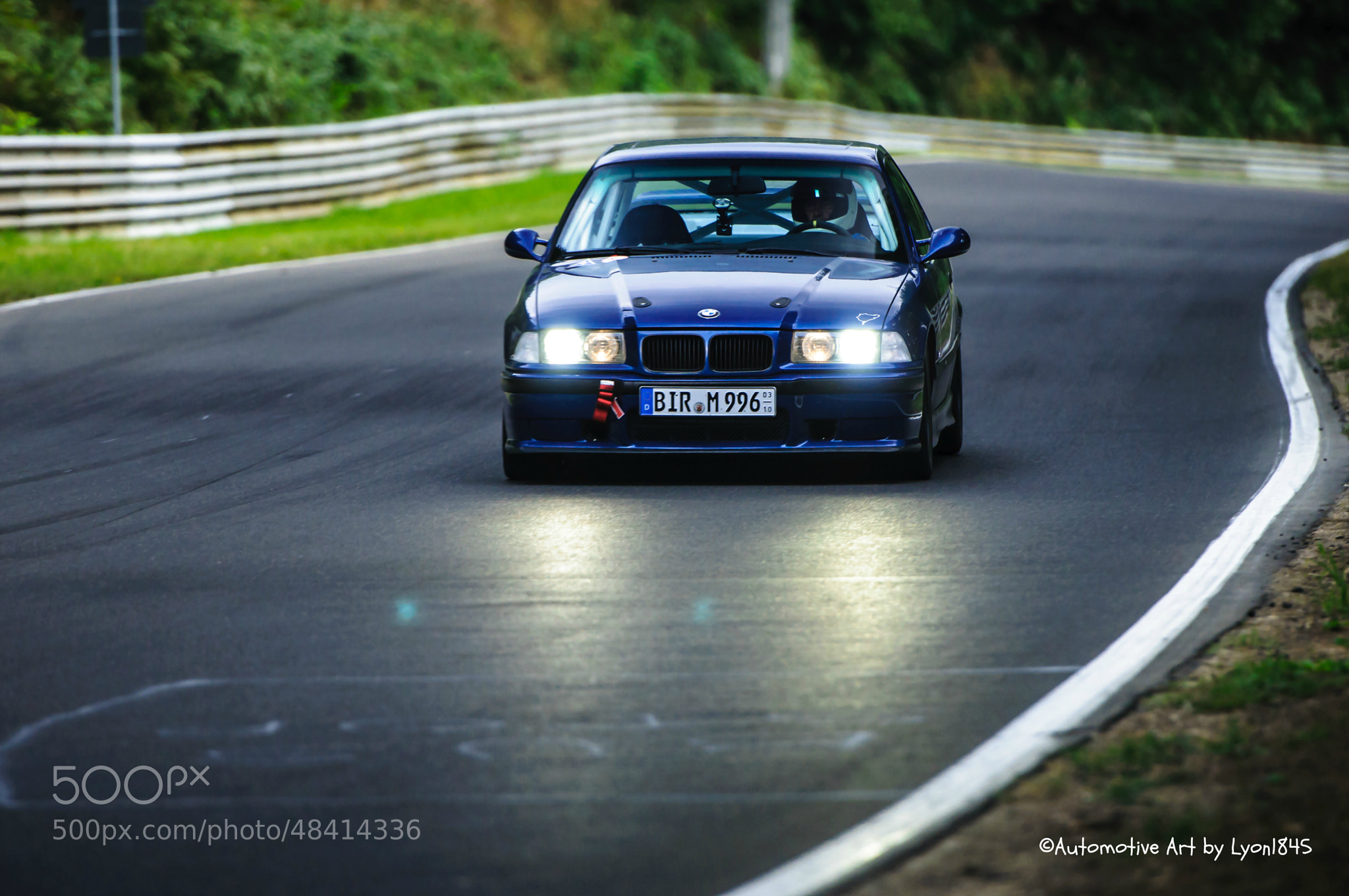 Photograph BMW M3 by lyon1845 on 500px