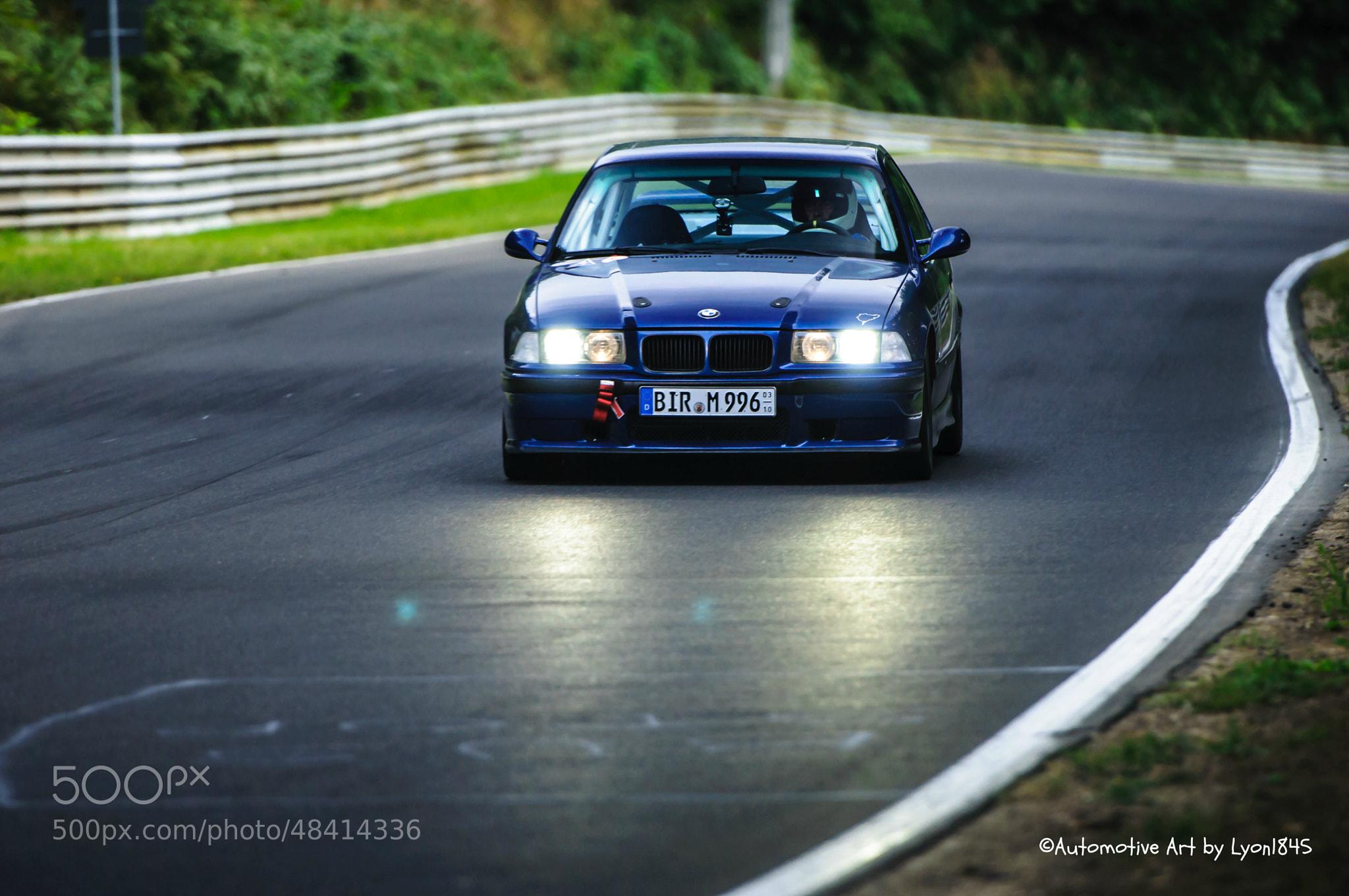 Photograph BMW M3 by lyon1845 on 500px