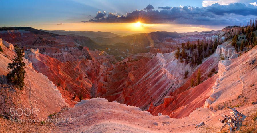 Photograph Cedar Breaks by zach bright on 500px