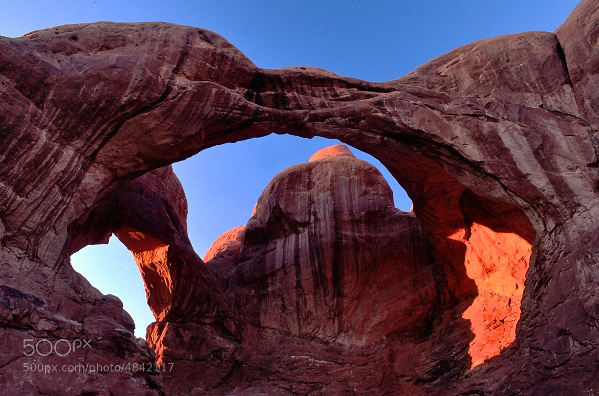Photograph Double Arch by Charles Cockburn on 500px