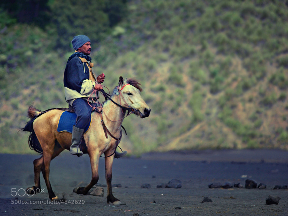 Photograph deserted rider by Irawan Subingar on 500px
