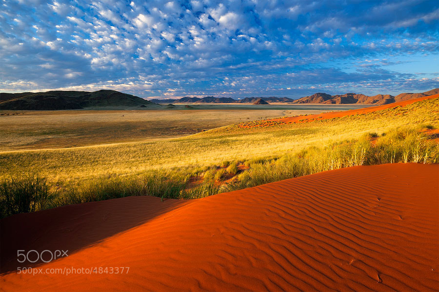 Photograph Across the Plains by Hougaard Malan on 500px