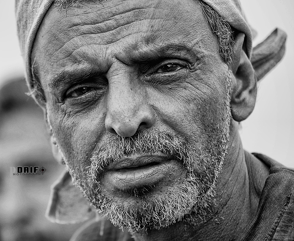 Photograph tired face by Daifallah Mansour on 500px