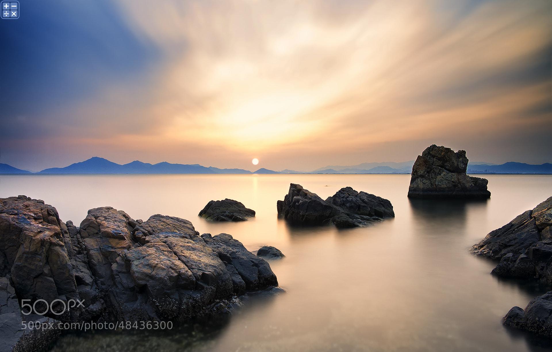 Photograph Silence Sun Set by chan-wook Kim on 500px