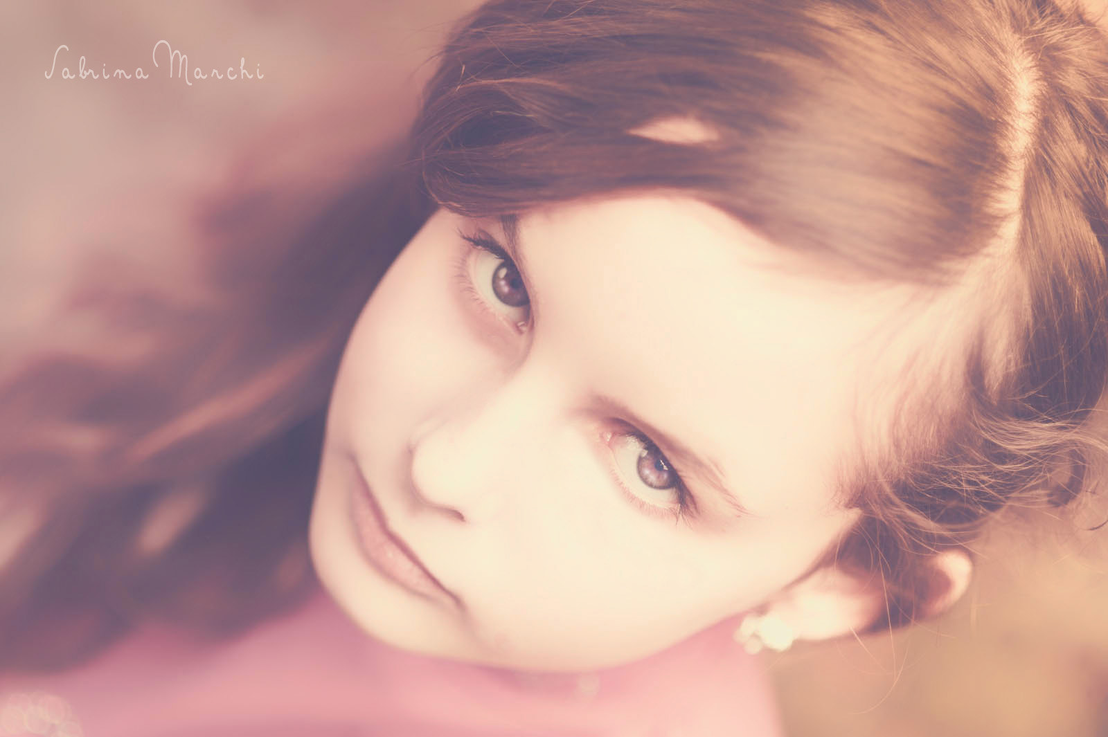Photograph Adorable little girl by Sabrina Marchi on 500px