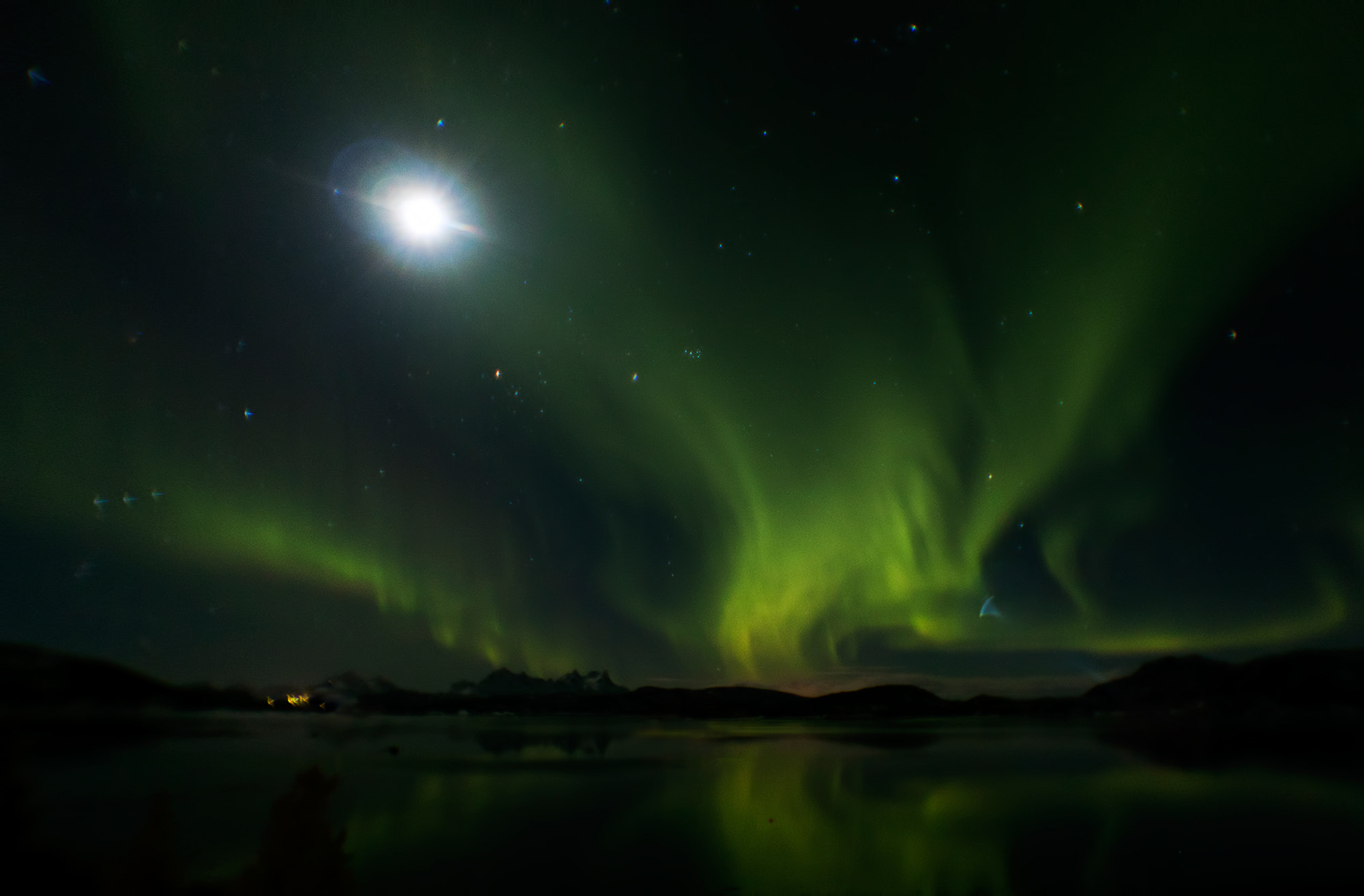 Photograph Lightshow by Morten  Aspaas on 500px