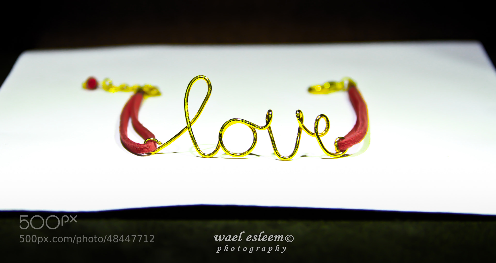Photograph I Love You . . . For Ever by wael esleem on 500px
