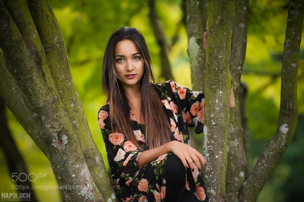 Photograph Carmen by Kristina Napolskih on 500px