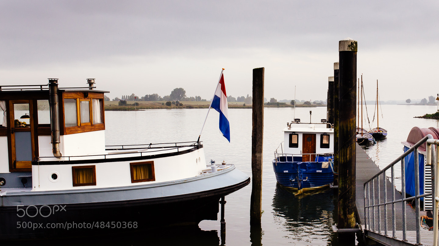Photograph Culemborg Harbour by Edwin van Nuil on 500px