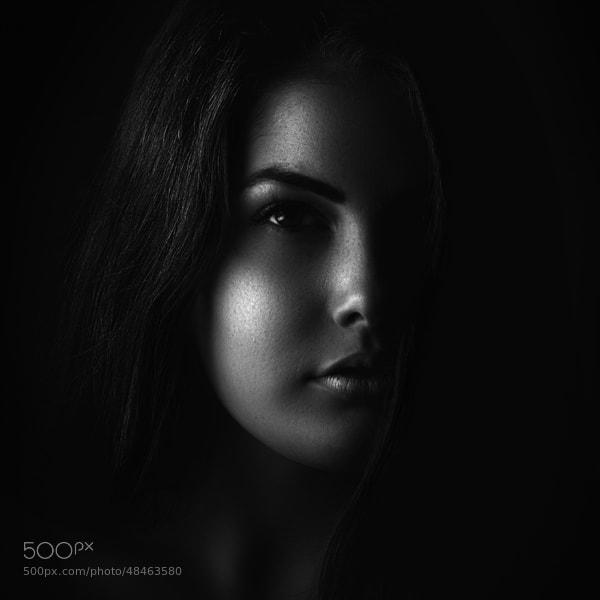 Photograph Portrait by Marius Sabaliauskas on 500px