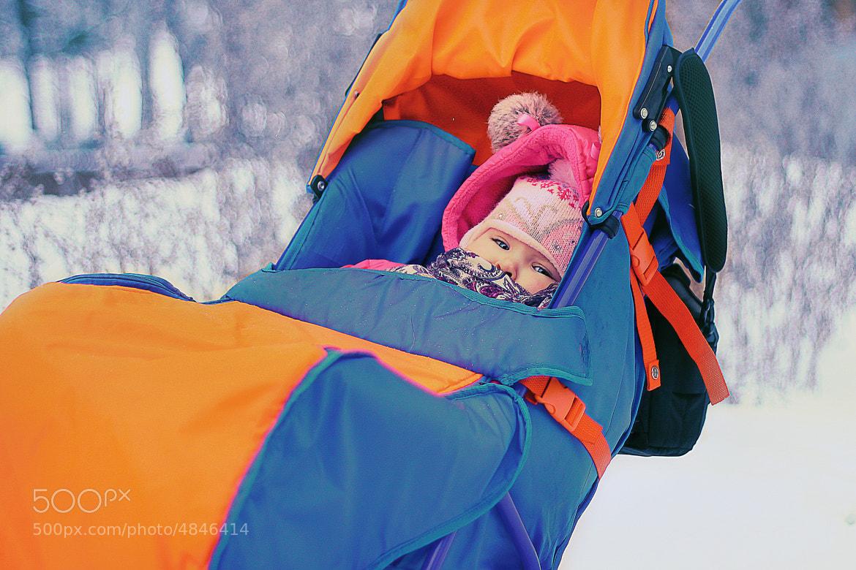 Photograph Baby  by Venera Efimova on 500px