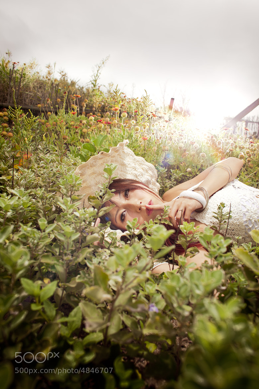 Photograph Ashley by Jacky Chen on 500px