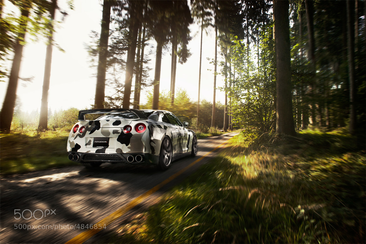 Photograph Nissan GTR Novidem by Frederic Schlosser on 500px
