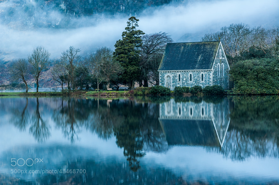 Photograph Gougane Barra by Paul Byrne on 500px