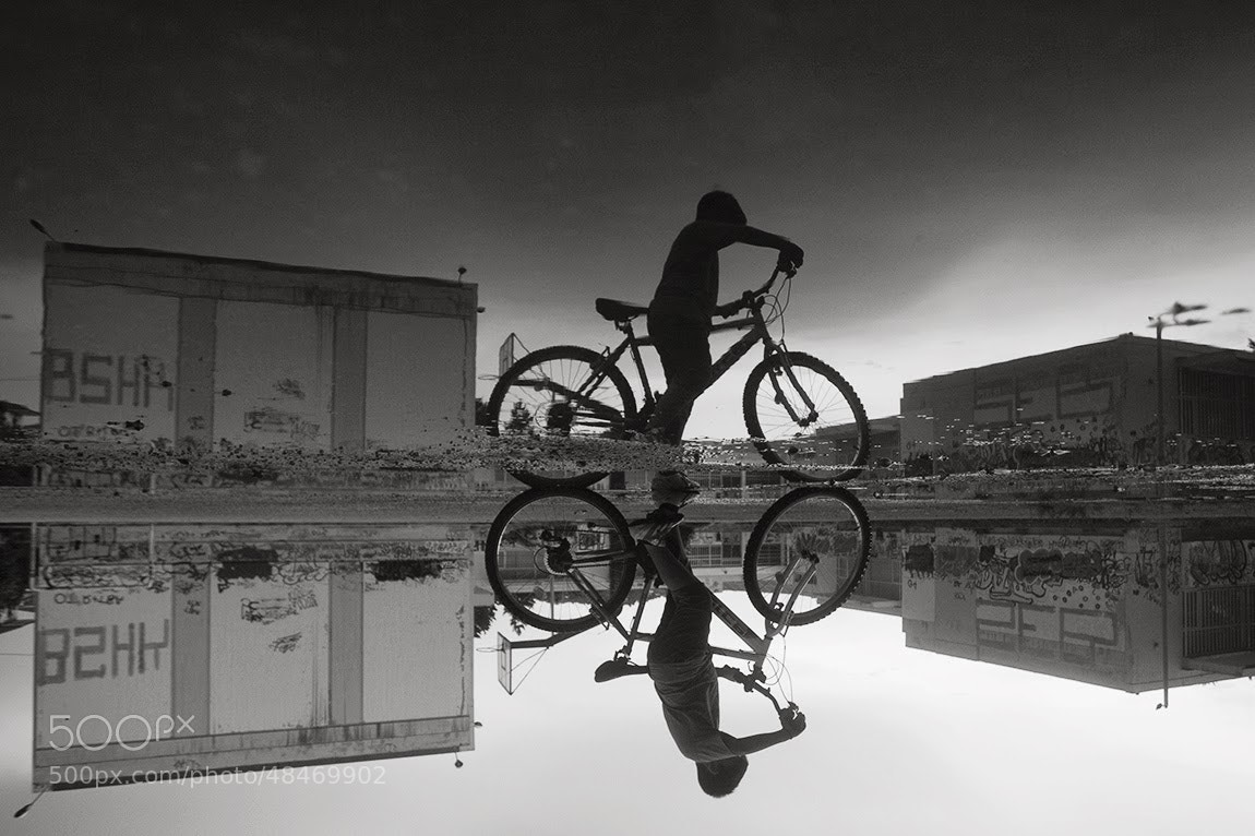 Photograph Puddles by Christos Lamprianidis on 500px
