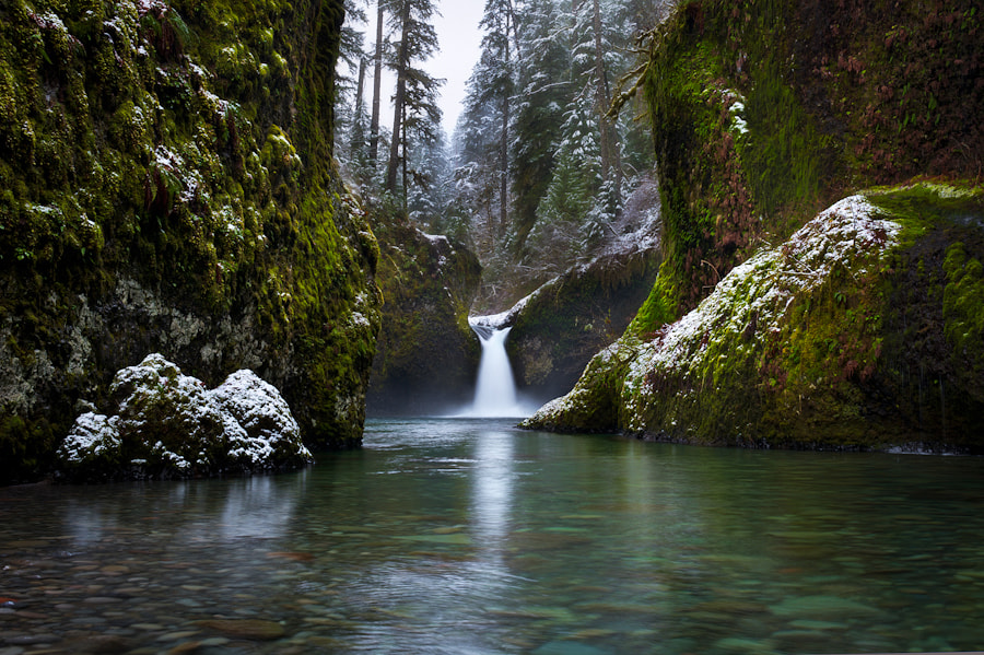 Photograph Wintry Punchbowl by Alex Mody on 500px