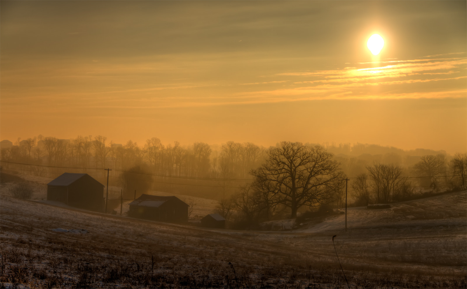 Photograph Sunrise on Sunday by Rich McPeek on 500px