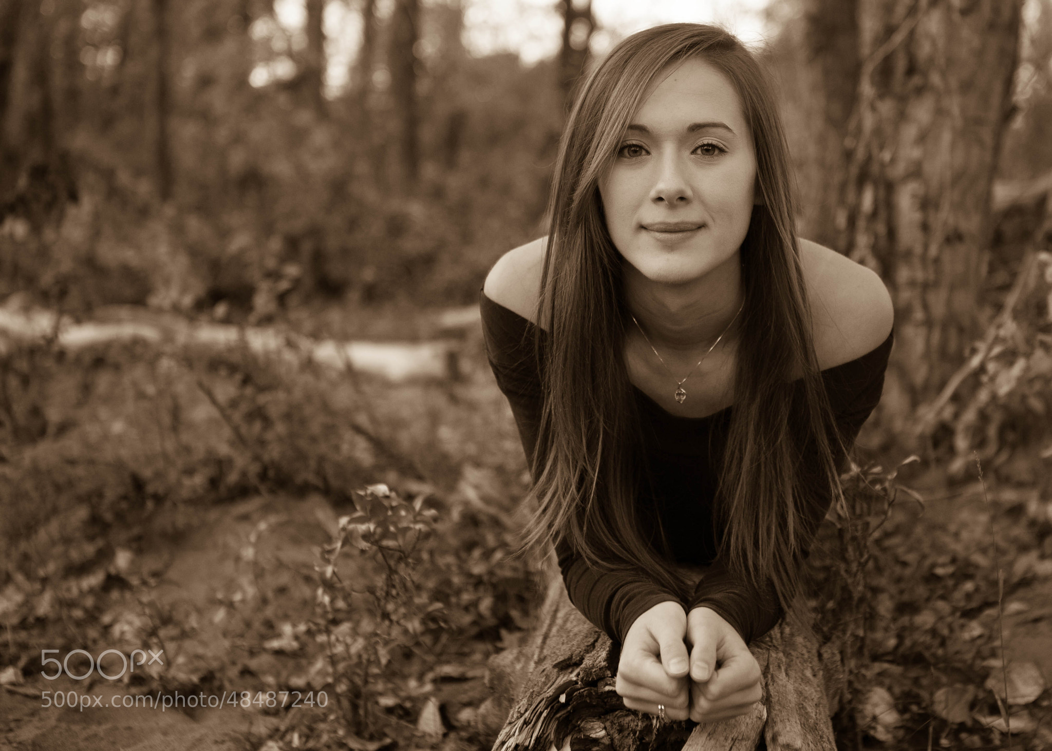 Photograph Heather S by UnderDark Photography on 500px