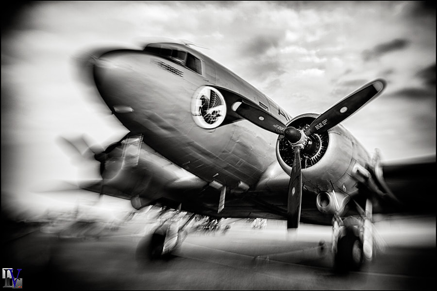 Photograph DC-3 (C-47) by Luc V.. on 500px