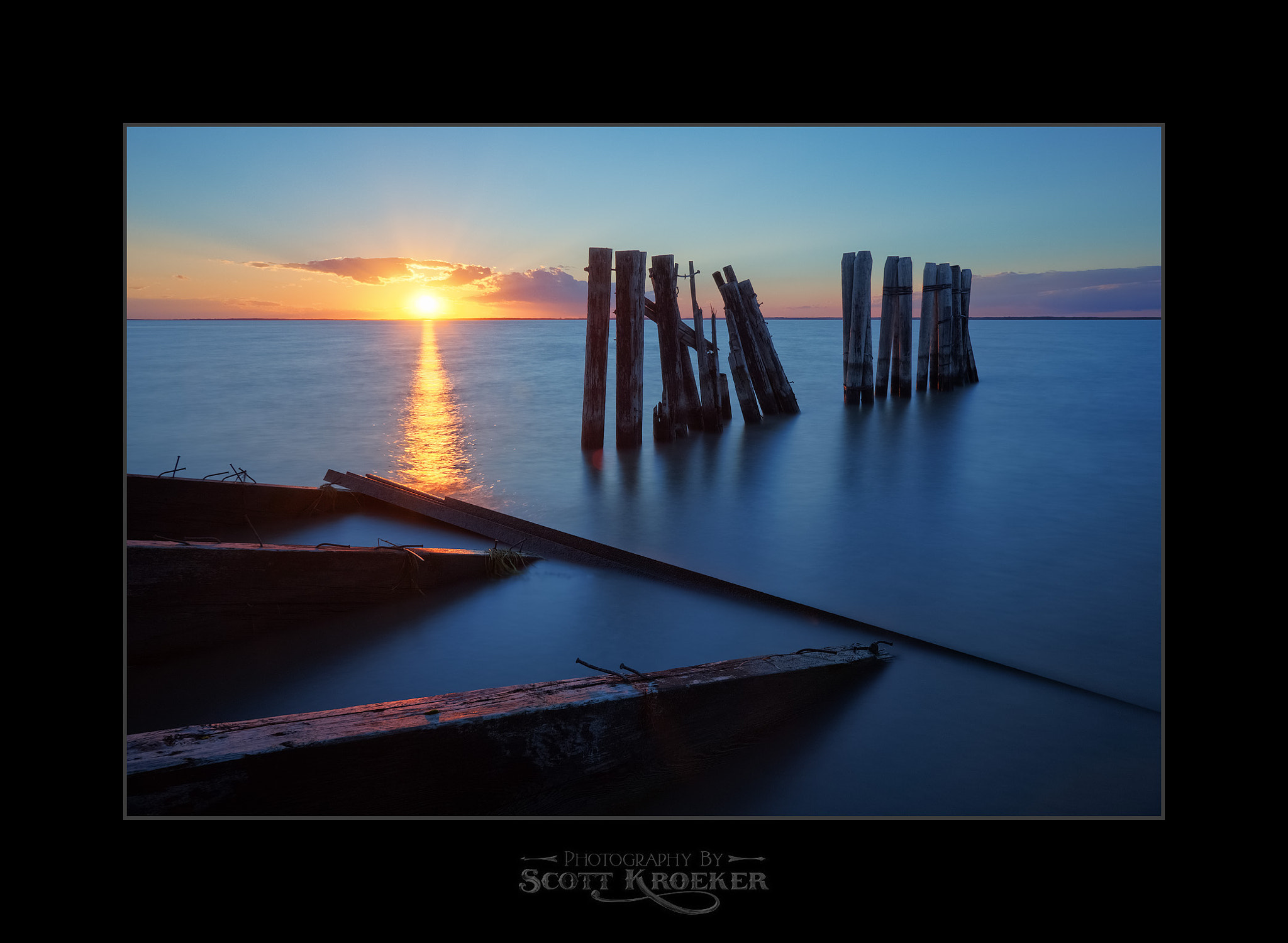 Photograph Old Pier by Scott Kroeker on 500px