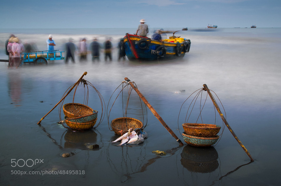 Photograph A bad catch- VungTau VietNam by Nhiem Hoang on 500px