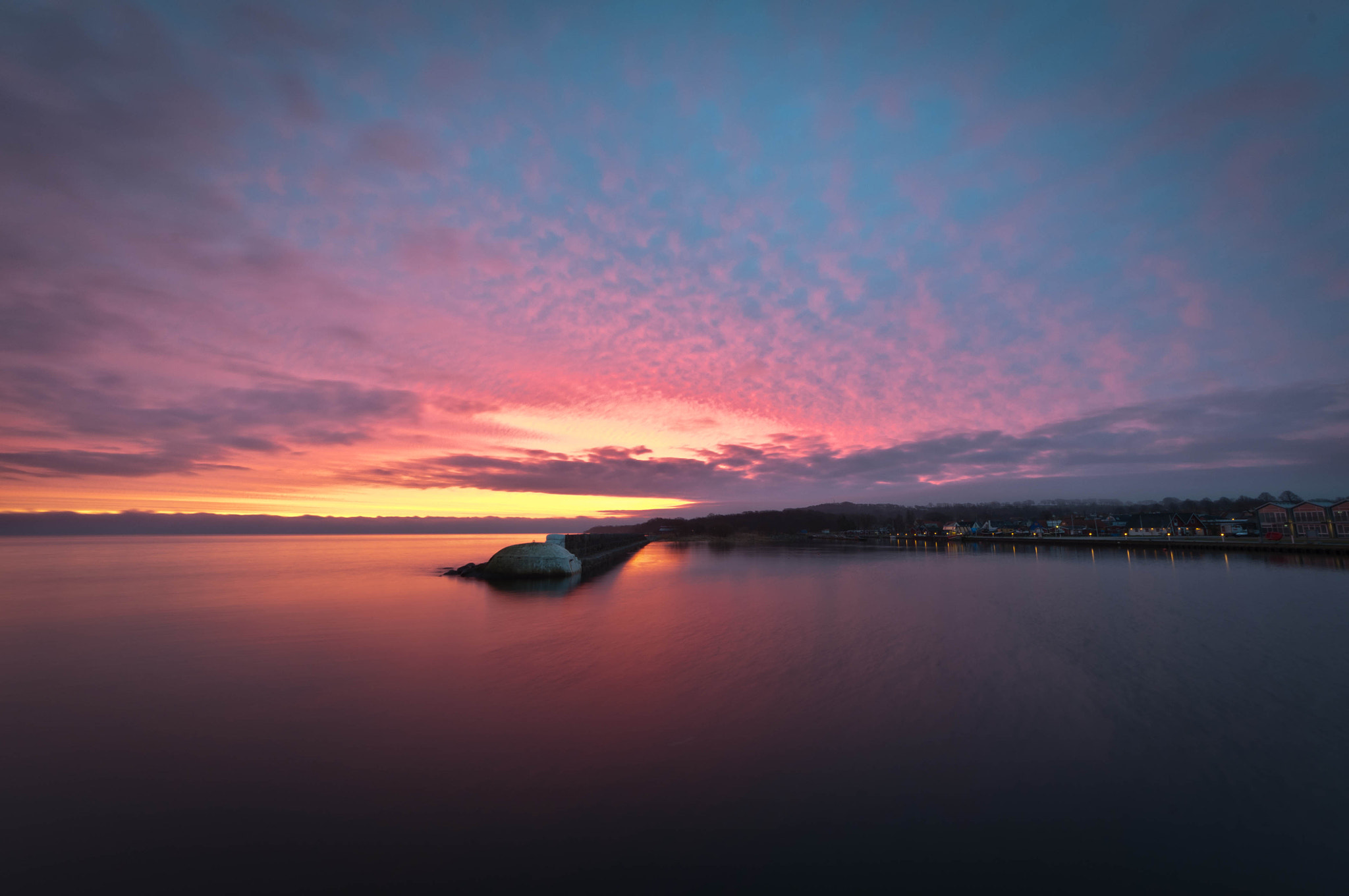 Photograph Kivik Sunrise by Anders Larsson on 500px