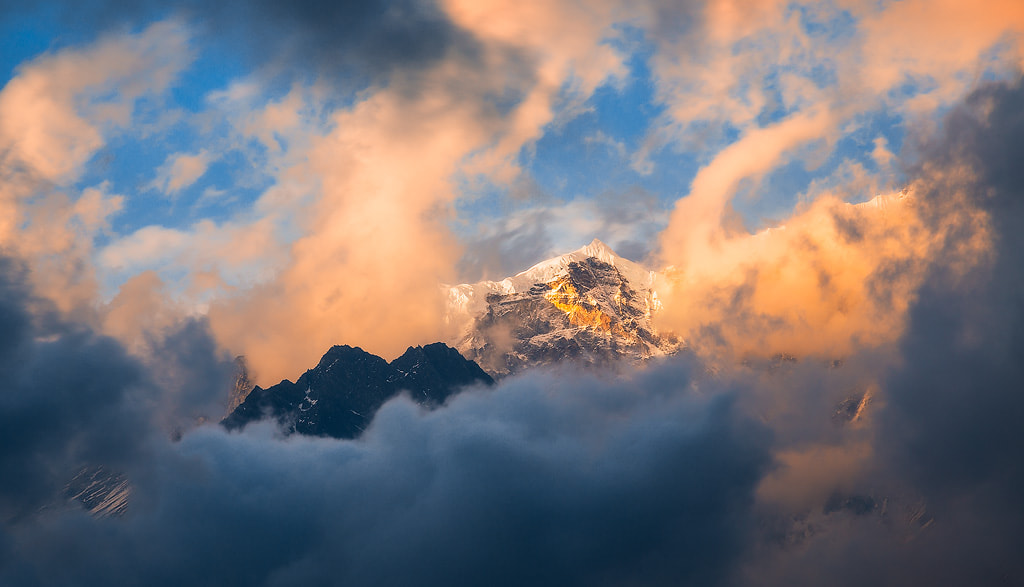 Photograph Glimpse of Heaven by Dylan Gehlken on 500px